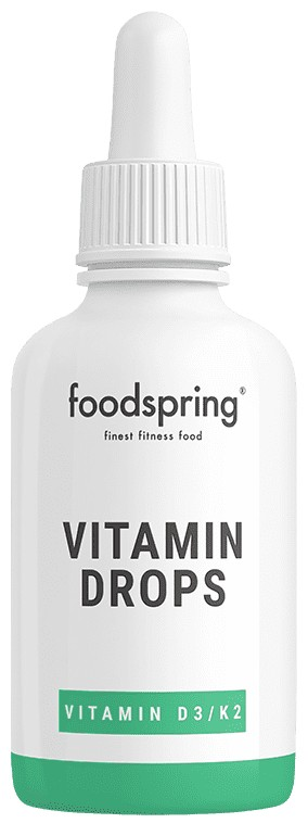 foodspring - Vitamina D3K2