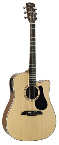 ALVAREZ 310255 AD60CE Dreadnought Electric/Cutaway Gitarre