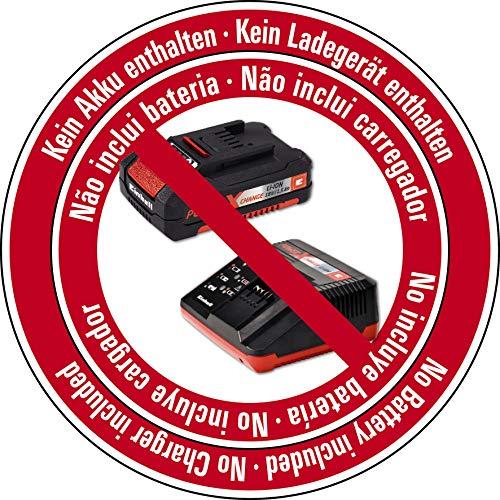 Einhell Akku-Winkelschleifer TE-AG 18/115 Li Solo Power X-Change (Li-Ionen, 8.500 min-1, Wiederanlauf-, Überlast- & Scheibenschutz, ohne Akku und Ladegerät)