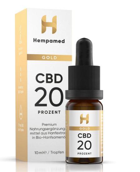 CBD Öl (20%)
