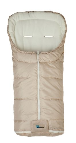Altabebe AL2202 - 08 Winerfußsack Basic, beige/whitewash