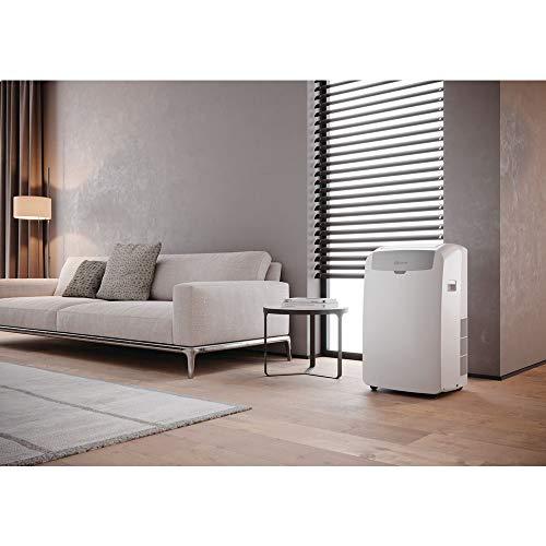 Bauknecht PACW29CO BK, mobiles Klimagerät zum Kühlen, Farbe weiß/grau