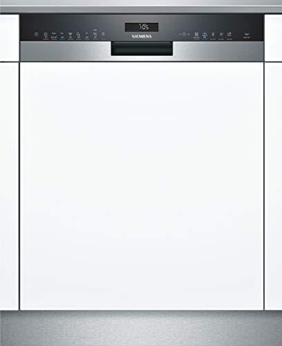 Siemens SN558S02ME iQ500 Geschirrspüler A++ / 266 kWh/Jahr / 2660 L/Jahr / AquaStop / edelstahl