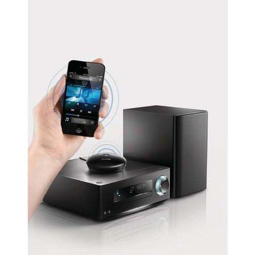 PHILIPS AUDIO AEA2000/12 Bluetooth HiFi-Adapter schwarz