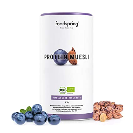 foodspring - Protein Müsli