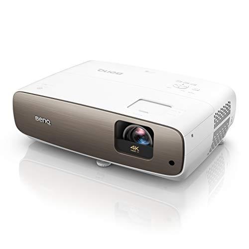 BenQ W2700 Heimkino DLP-Projektor (4K UHD, HDR, 95% DCI-P3, 2000 ANSI Lumen, 30.000:1 Kontrast)