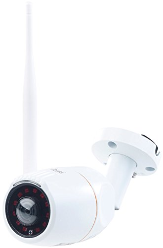 7links Webcam Outdoor: 360°-Panorama-IP-Außen-Überwachungskamera, WLAN, Nachtsicht, App, IP66 (Webcam außen)