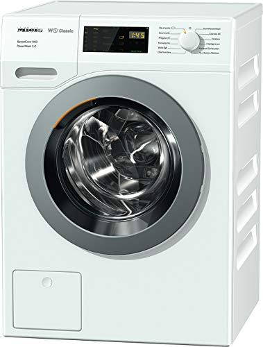 Miele WDB 330 WPS SpeedCare Frontlader Waschmaschine / mit 7 kg Schontrommel für schonendes Waschen / Miele Waschmaschine für spezielle Anwendungen