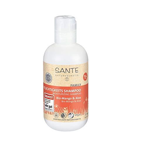Sante FAMILY Feuchtigkeitsshampoo Mango-Aloe - 200ml