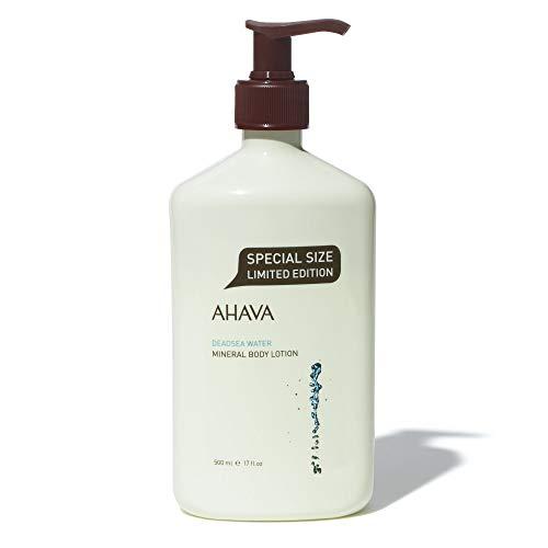 AHAVA Deadsea Water Mineral Körperlotion Limited Edition, 500 ml