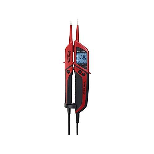 Testboy Profi III Zweipoliger Spannungsprüfer mit LCD-Anzeige, 2220029