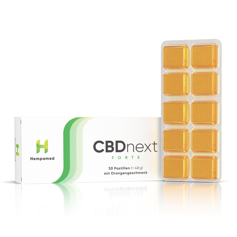 CBD Lutschpastillen (10 mg)
