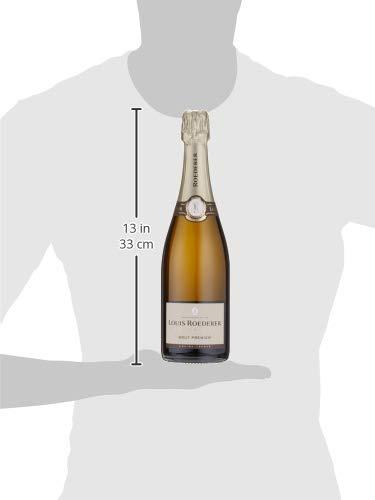 Louis Roederer Champagne Genuss zu Zweit Champagner Geschenkpackung (1 x 0.75 l)