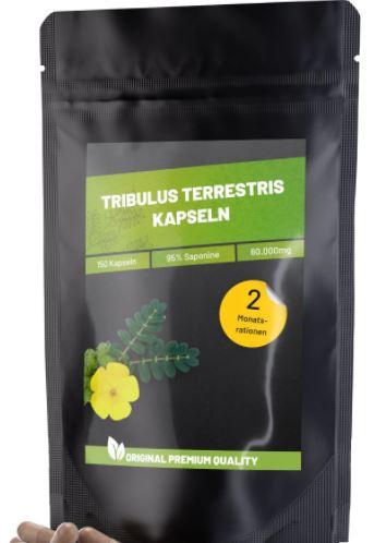 Fitness Vital - Tribulus Terrestris Kapseln