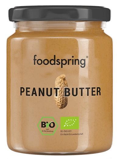 foodspring - Bio Erdnussbutter