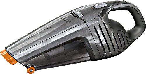 AEG ECO HX6-35TM Akkusauger (beutellos, inkl. Zubehör, bis zu 35 min Laufzeit, 2 Leistungsstufen, ausziehbare Fugendüse, intelligente Ladeabschaltung, Doppelfilterung, Ladekontrollanzeige, grau)