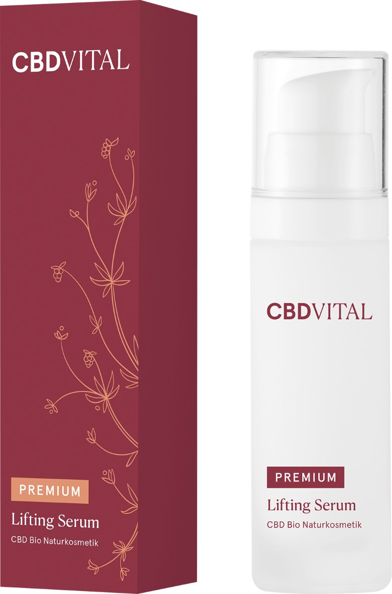 Liftingserum mit CBD