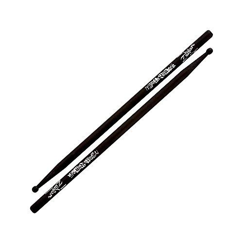 Zildjian ASTBLK Travis Barker Artist Series Drumsticks, Schwarz