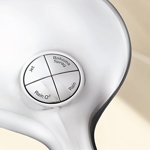 GROHE Power&Soul 160 | Duschsystem - Handbrause 4 Strahlarten, Strahlumstellung per Tastendruck | chrom | 27675000