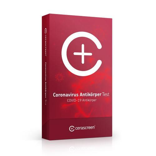 cerascreen - Corona Antikörper Test