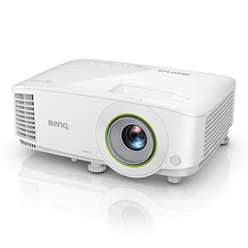 BenQ EH600 Full HD Daten-/ Videoprojektor DPL 1920x1080 1080P Full HD DLP 3500 ANSI 10000:1 HDMI USB, weiß