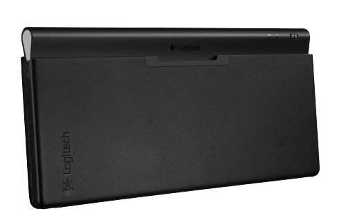 Logitech Tablet Keyboard for iPad (QWERTY, englisches Tastaturlayout)