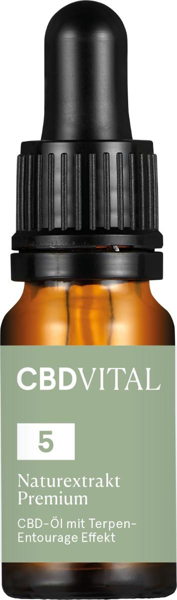 CBD Öl (5%)
