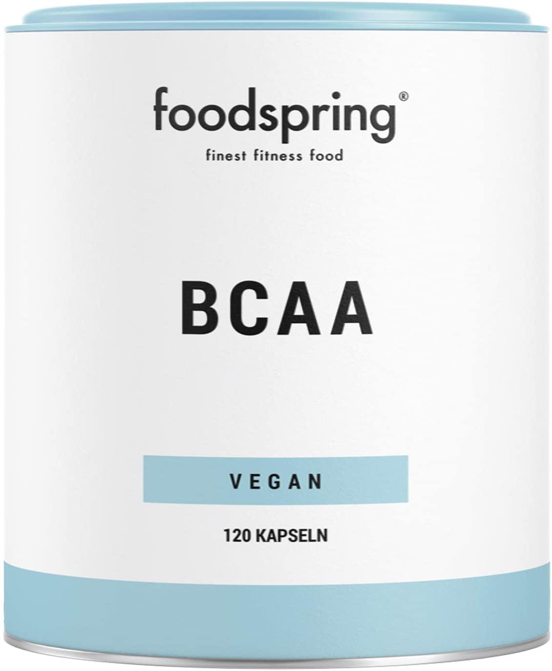 foodspring - BCAA Kapseln