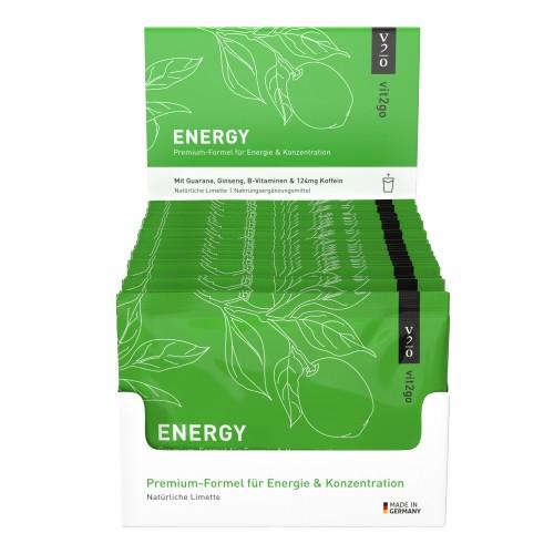 Dein natürlicher ENERGY Booster